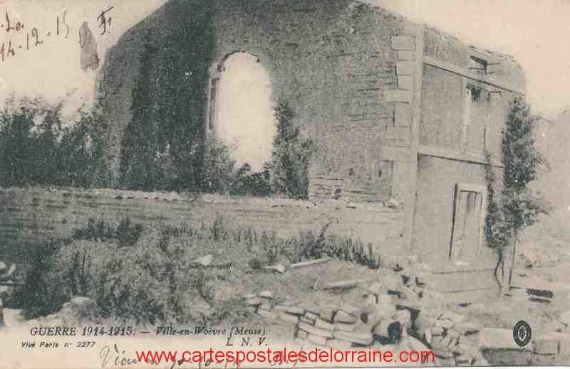 Ville-en-Woëvre destructions 1915.jpg
