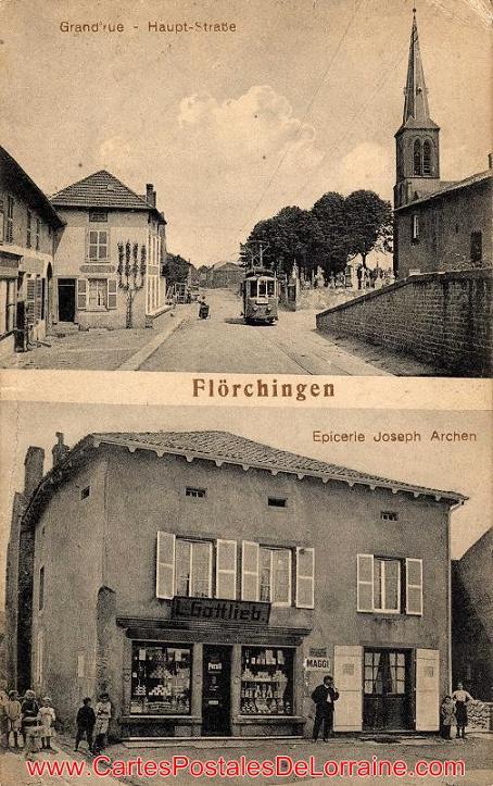 Cartes postales anciennes de lorraine florange 57190 for Florange 57