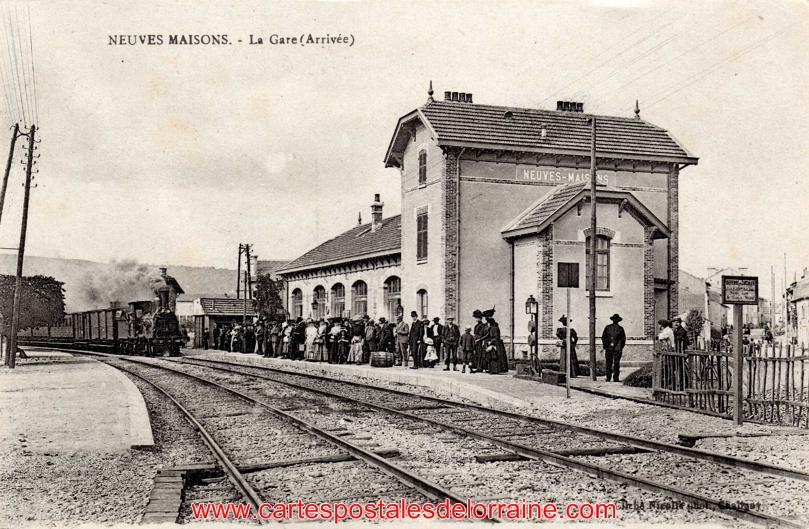 Drehscheibe online foren 04 historische bahn f for Maison neuve nancy