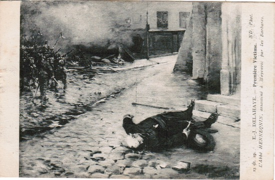 Moyenvic - Première victime l'Abbé Hennequin, assassiné à Moyencic par les barbares.jpeg