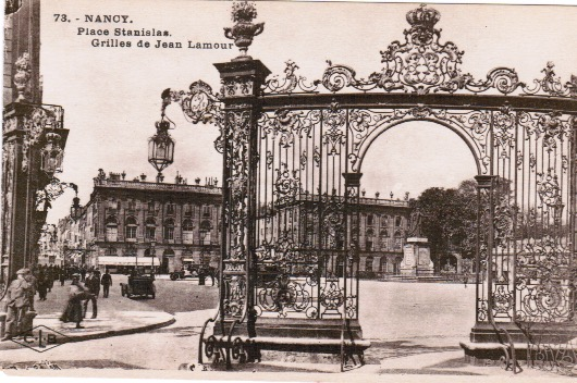 Nancy Place Stanislas, grilles Jean Lamour.jpeg