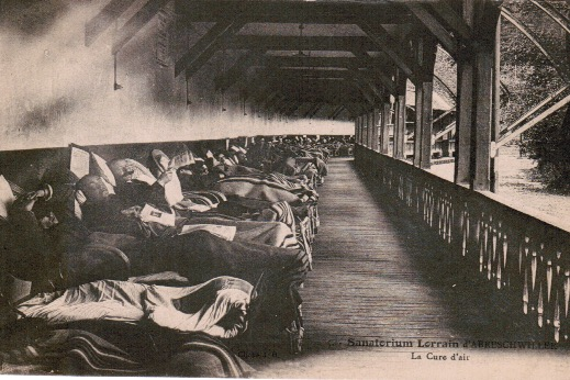 Sanatorium lorrain d'Abreschviller - la cure d'air.jpeg